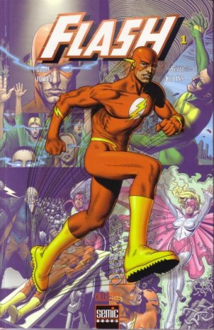 Flash édition TPB Softcover (souple) - Issues V2
