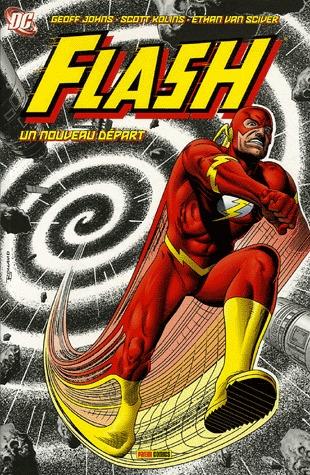 Flash - Un Nouveau Départ édition TPB softcover (souple)