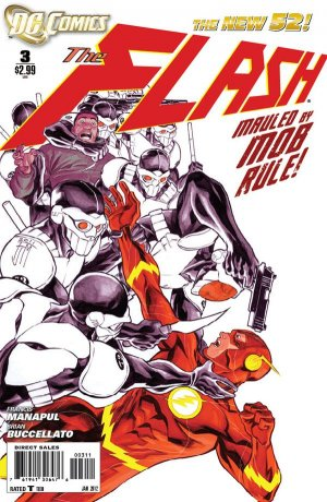 Flash # 3 Issues V4 (2011 - 2016) - The New 52