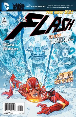 Flash 7 - 7 - cover #1