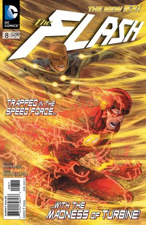 Flash # 8 Issues V4 (2011 - 2016) - The New 52