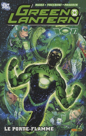 Green Lantern - Le porte-flamme édition Simple