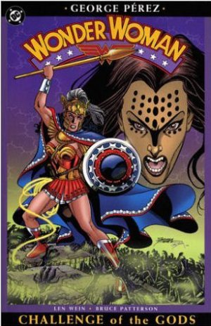 Wonder Woman # 2 TPB softcover (souple) - Issues V2