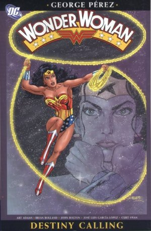 Wonder Woman # 4 TPB softcover (souple) - Issues V2