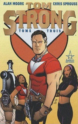 Tom Strong édition TPB softcover (souple) (2007 - 2008)