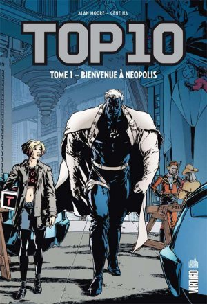 Top 10 édition TPB hardcover (cartonnée)