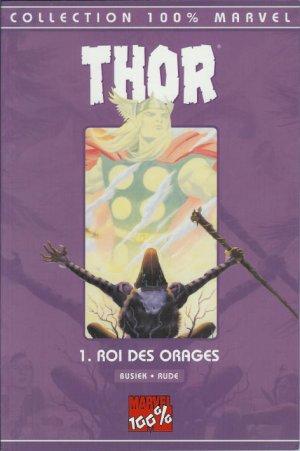 Thor - Roi des orages édition TPB softcover (souple)