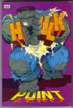 The Incredible Hulk # 4 TPB Hardcover