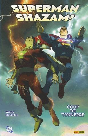 Superman - Shazam édition TPB softcover (souple)