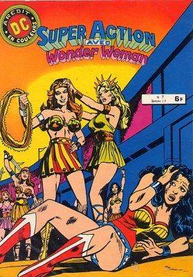 Wonder Woman # 7 Kiosque (1979-1983)