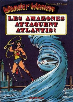 Super Action avec Wonder Woman édition Recueil Cartonné
