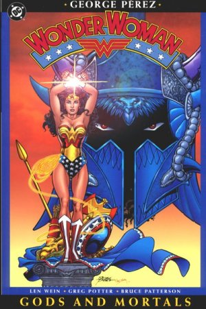 Wonder Woman # 1 TPB softcover (souple) - Issues V2