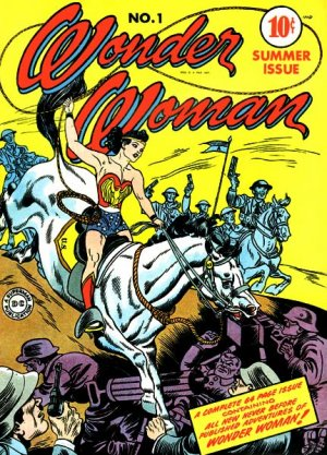 Wonder Woman # 1 Issues V1 (1942 - 1986)
