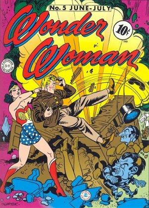 Wonder Woman # 5 Issues V1 (1942 - 1986)