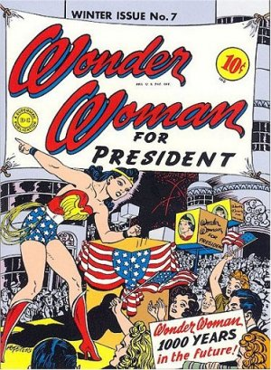 Wonder Woman # 7 Issues V1 (1942 - 1986)