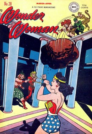 Wonder Woman # 28 Issues V1 (1942 - 1986)