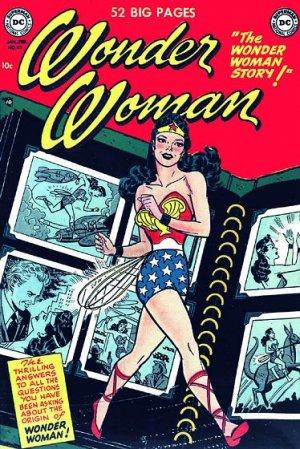 Wonder Woman # 45 Issues V1 (1942 - 1986)