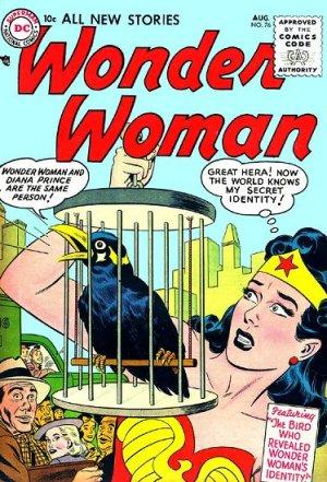 Wonder Woman # 76 Issues V1 (1942 - 1986)