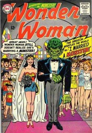 Wonder Woman # 155 Issues V1 (1942 - 1986)