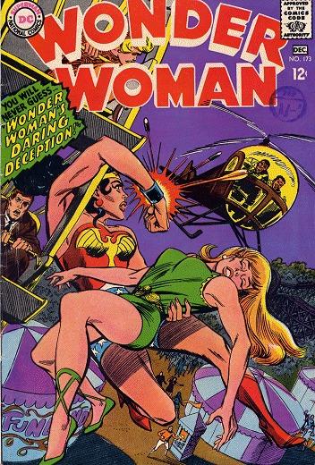 Wonder Woman 173 - Wonder Woman's Daring Deception!