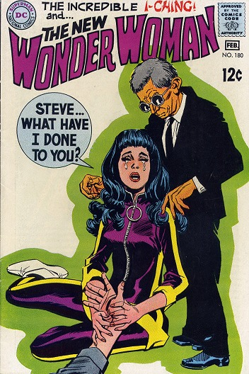 Wonder Woman # 180 Issues V1 (1942 - 1986)