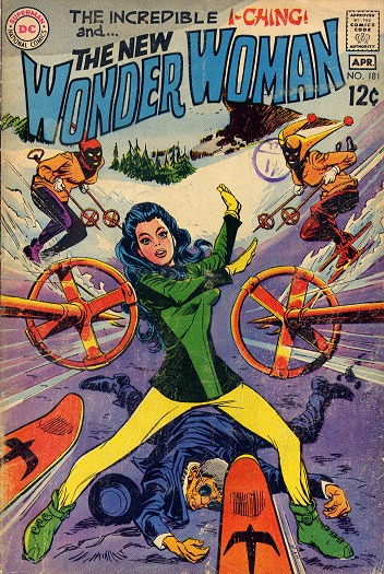Wonder Woman # 181 Issues V1 (1942 - 1986)