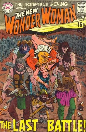 Wonder Woman # 184 Issues V1 (1942 - 1986)