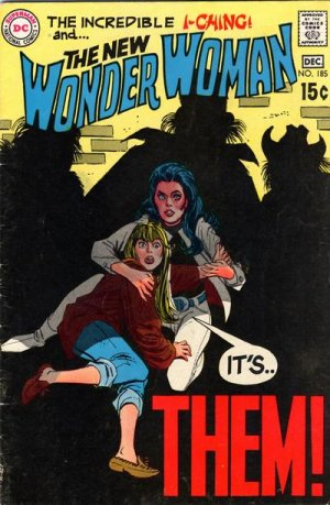Wonder Woman # 185 Issues V1 (1942 - 1986)