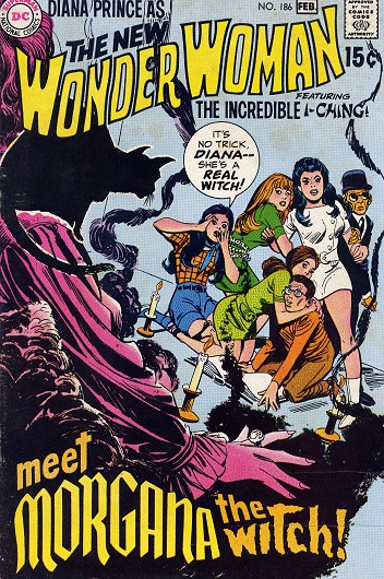 Wonder Woman # 186 Issues V1 (1942 - 1986)