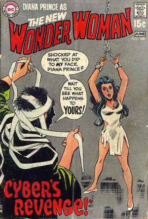 Wonder Woman # 188 Issues V1 (1942 - 1986)