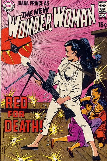 Wonder Woman # 189 Issues V1 (1942 - 1986)