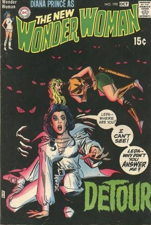 Wonder Woman # 190 Issues V1 (1942 - 1986)