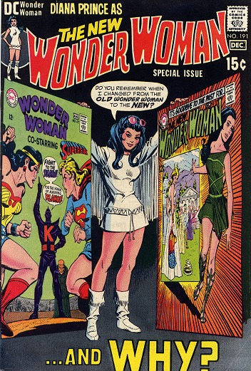 Wonder Woman # 191 Issues V1 (1942 - 1986)