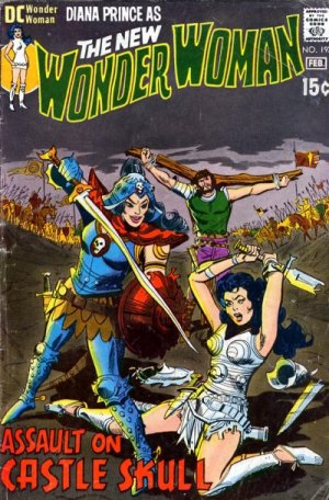Wonder Woman # 192 Issues V1 (1942 - 1986)