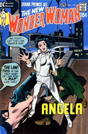 Wonder Woman # 193 Issues V1 (1942 - 1986)