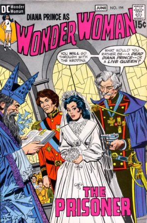 Wonder Woman # 194 Issues V1 (1942 - 1986)