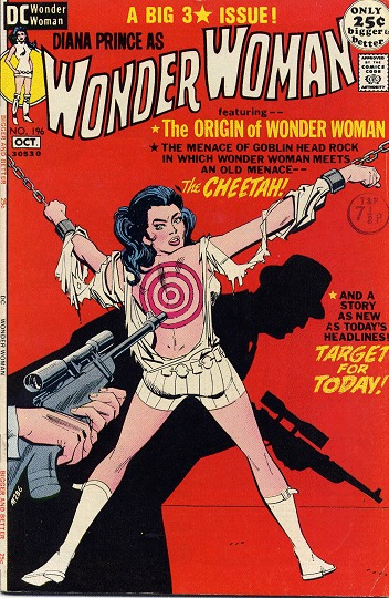 Wonder Woman # 196 Issues V1 (1942 - 1986)
