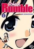 School Rumble édition SIMPLE
