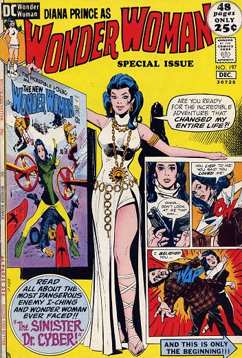 Wonder Woman # 197 Issues V1 (1942 - 1986)