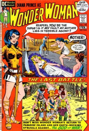 Wonder Woman # 198 Issues V1 (1942 - 1986)