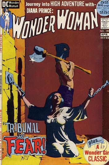 Wonder Woman # 199 Issues V1 (1942 - 1986)