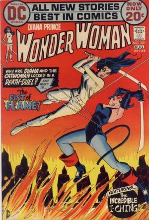 Wonder Woman # 201 Issues V1 (1942 - 1986)