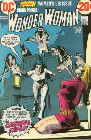 Wonder Woman # 203 Issues V1 (1942 - 1986)
