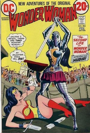 Wonder Woman # 204 Issues V1 (1942 - 1986)
