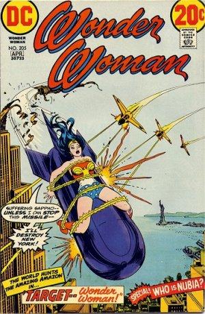 Wonder Woman # 205 Issues V1 (1942 - 1986)