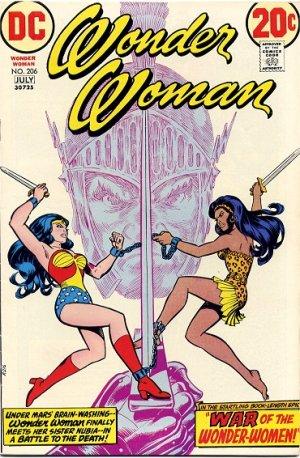 Wonder Woman # 206 Issues V1 (1942 - 1986)