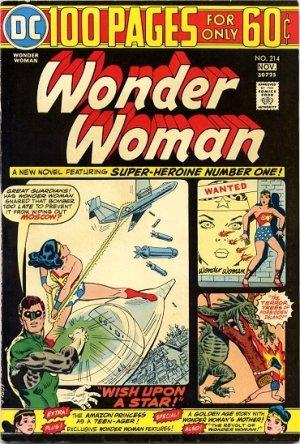 Wonder Woman # 214 Issues V1 (1942 - 1986)