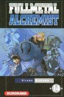 Fullmetal Alchemist # 14