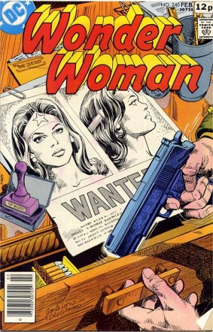 Wonder Woman # 240 Issues V1 (1942 - 1986)