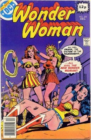 Wonder Woman 250 - 250